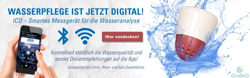 Smarter Wassertester - Ondilo ICO