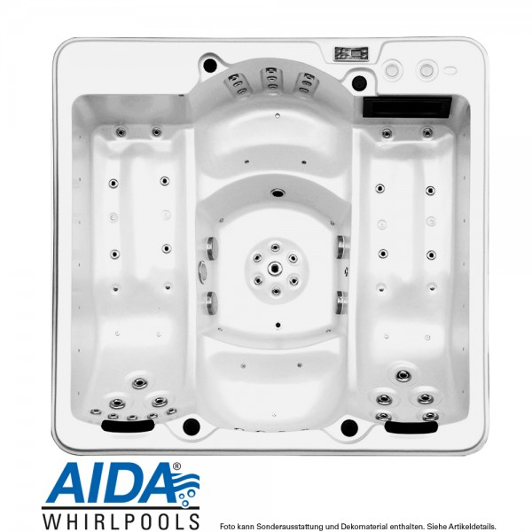 AIDA BELIZE (4/8 Pers) Outdoor Whirlpool