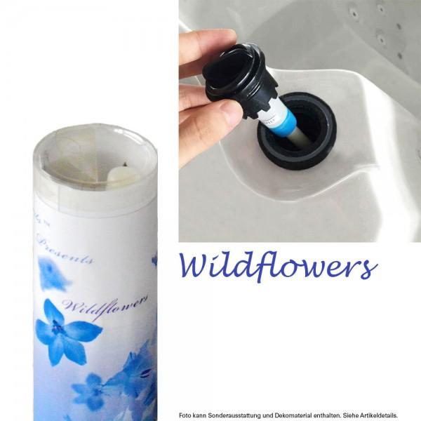 Aromatherapie: Wildblumen-Duft für Spa, Whirlpool
