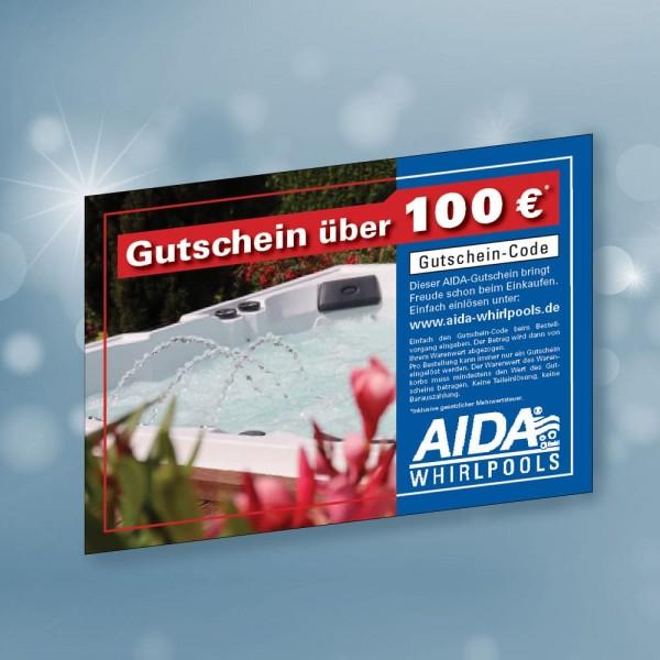 AIDA Einkaufsgutschein 100 €