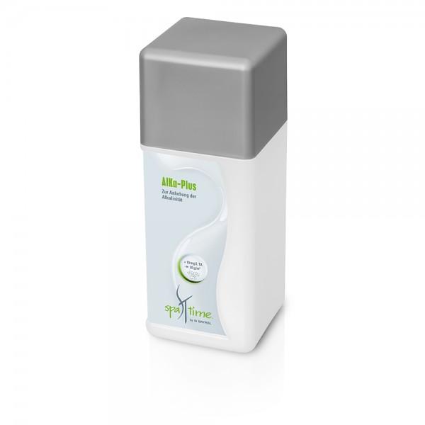 Erhöht Alkalinität (TA-Wert), stabilisiert pH-Wert.