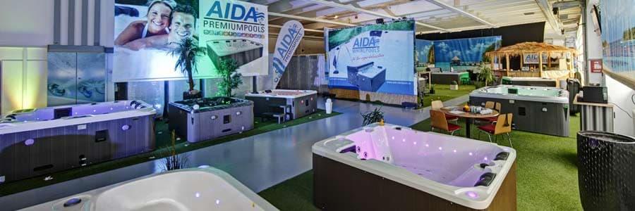 Über uns - AIDA GmbH ihr professioneller Partner in Sachen Whirlpool