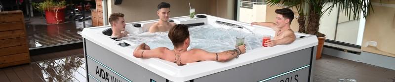 Zufriedener AIDA Whirlpool-Kunde