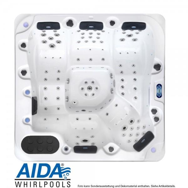 AIDA LAGUNA II Outdoor Whirlpool (5- 6 Pers)
