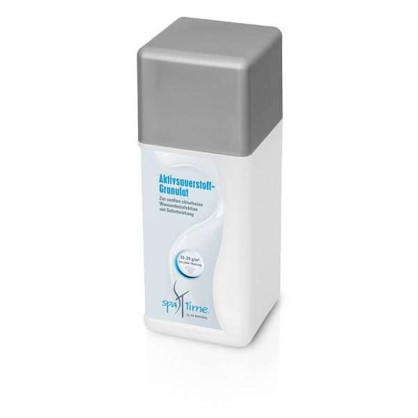 Aktivsauerstoff - Wasserpflege ohne Chlor