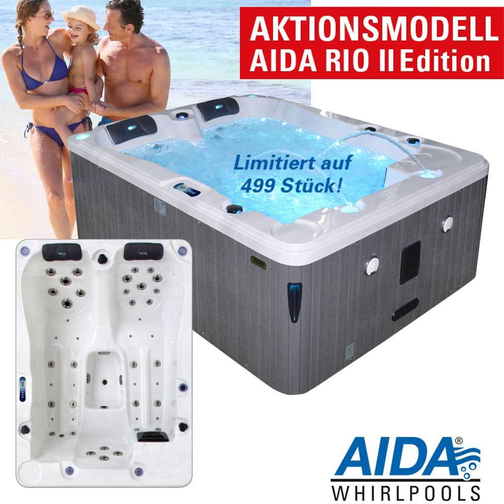 Whirlpool außen Aktionsmodelle Angebote | AIDA GmbH