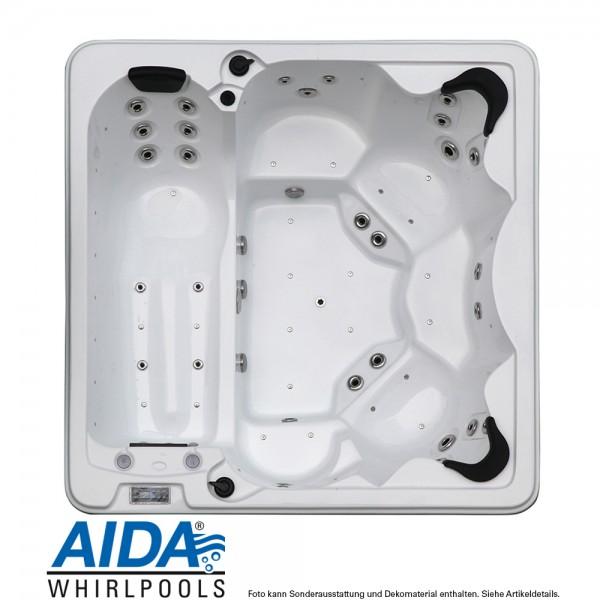 AIDA MOOREA Whirlpool outdoor (5-6 Personen)