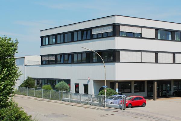AIDA-Verwaltungsgebäude